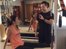 Dor lombar cronica e Pilates