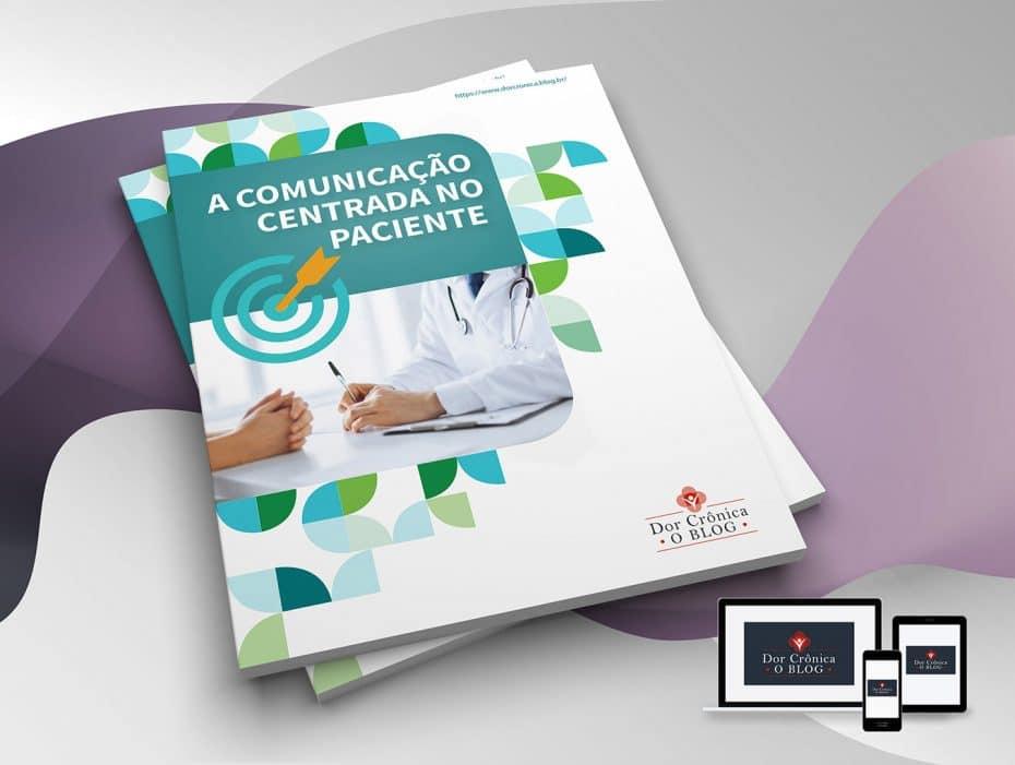 """ebook """"A Comunicação Centrada no Paciente"""""""