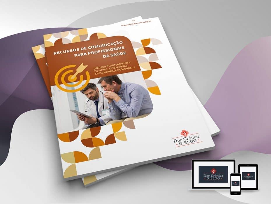 """ebook """"Recursos de Comunicação para Profissionais da Saúde"""""""