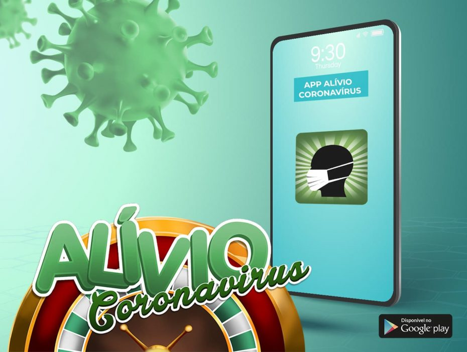 Aplicativo Alívio Coronavírus