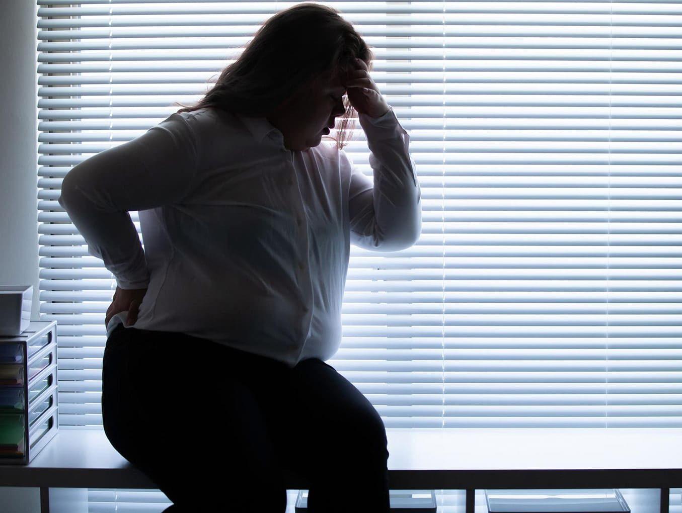 A conexão entre sobrepeso, dor crônica e enxaqueca