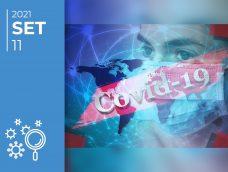 Covid-19 pelo mundo afora: 11-09-21