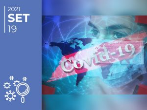 Covid-19 pelo mundo afora: 19-09-21