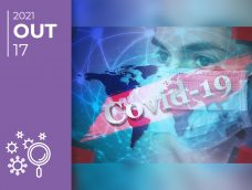 Covid-19 pelo mundo afora: 17-10-21