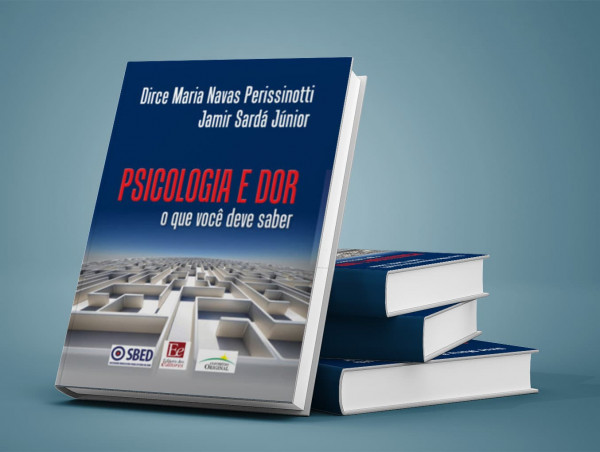 Livro Psicologia e Dor - Dor Crônica - O Blog das Dores Crônicas